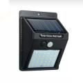 Foco solar  30 led+ sensor de movimiento