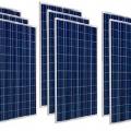 Kit solar 5000w off grid onda pura mppt 60A 48v