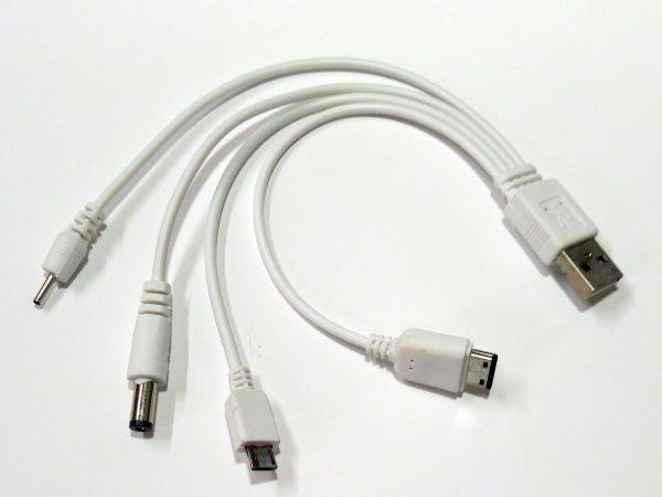 cable usb múltiple